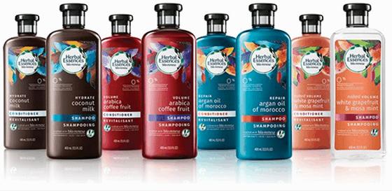 Herbal Essences Slogan - Slogans for Herbal Essences - Tagline of