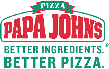 Papa John's Pizza slogan