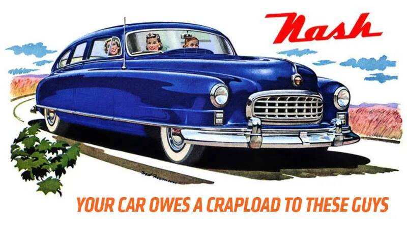 Nash Motors Slogan
