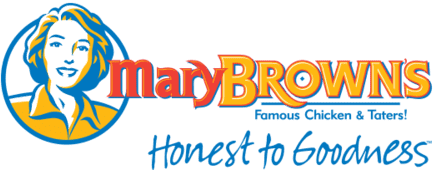 Mary Brown's slogan